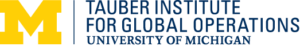 Tauber Institute for Global Operations
